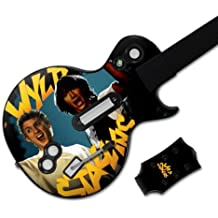 MusicSkins MS-BLTD20026 Guitar Hero Les Paul- Xbox 360 & PS3- Bill & Ted s Excellent Adventure- Wyld Stallyns Skin