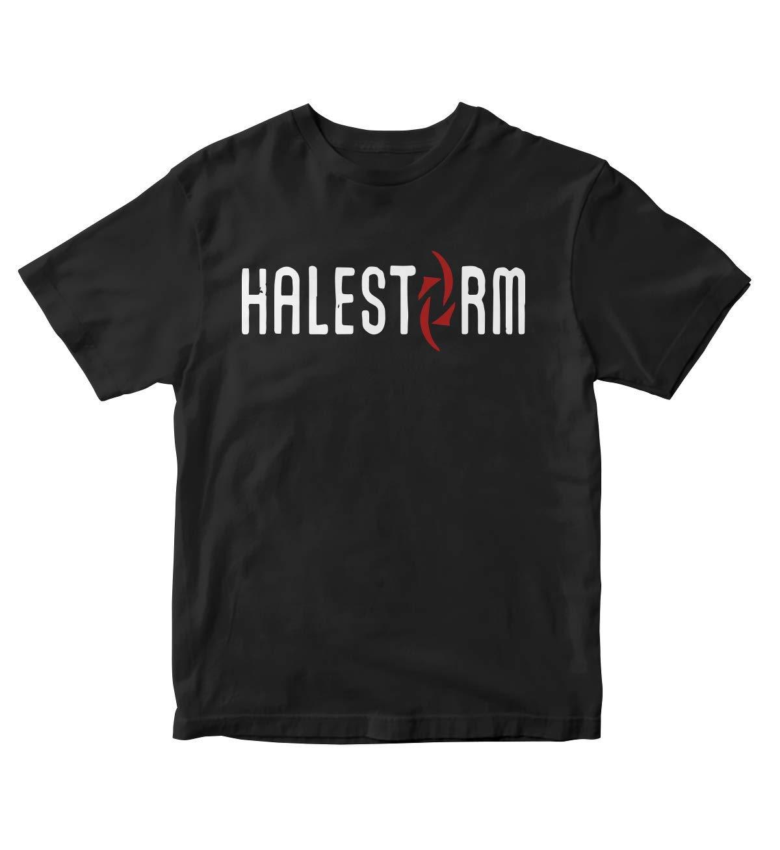 Halestorm Band Hard Rock Black Shirt Music 64