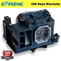 Emazne NP17LP/60003127 Projector Replacement Compatible Lamp With Housing For NEC M300WS NEC M350XS NEC M420XG NEC M420XM NEC M420XV NEC M420XVG NEC NP-M300WS NEC NP-M420XG NEC NP-M420XVG NEC NP-P350W