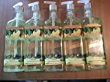 Lot of 5 Sparkling Limoncello Hand Soap with Nourishing Olive Oil 15 Fl Oz By Bath and Body Works