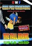 NWF Kids Pro Wrestling The Fall Brawl Super Card by Dr. Death