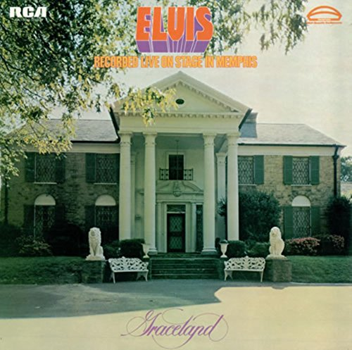 Recorded Live On Stage In Memphis by RCA Records