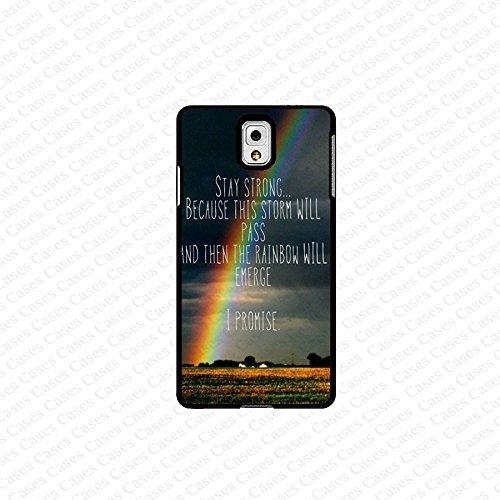 krezy case Galaxy Note 4 case- Inspirational quote samsung Galaxy Note 4 case- Cute Note Case, Galaxy Note 4 Case
