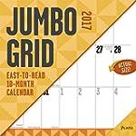 Jumbo Grid (large print) 2017 Square...