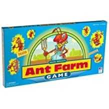 Uncle Milton's Ant Farm Game by Great American Puzzle Factory