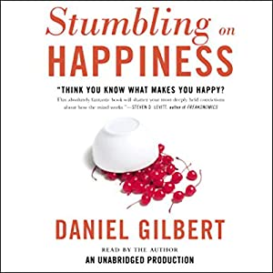 Stumbling on Happiness Audiobook