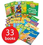 img - for Read With Biff, Chip And Kipper Levels 1 2 3 BRAND NEW 2015 EDITION 33 BOOK Oxford Reading Tree Read at home book / textbook / text book
