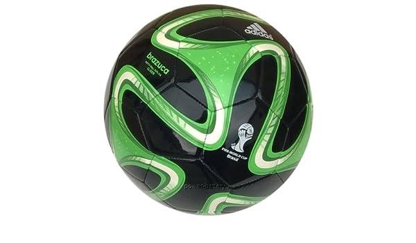 adidas Brazuca, S04469 - Balón de fútbol de competición color ...