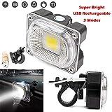 8000 lm flashlight - FidgetFidget Super Bright Rechargeable LED Bike Light Bicycle Lamp Front Light USB 8000 LM