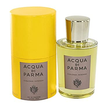 Acqūa Dì Pārma Coloniā Intensā Côlogne For Men 3.4 oz Eau De Cologne Spray + FREE