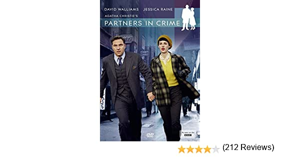 Agatha Christies Partners in Crime 2015 DVD Reino Unido: Amazon.es: David Walliams, Jessica Raine, Edward Hall, David Walliams, Jessica Raine: Cine y Series TV
