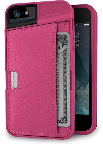 iPhone SE Wallet Case Protective