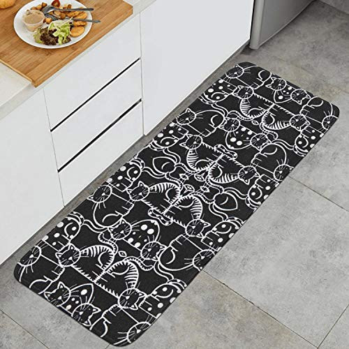 - Fashion Kitchen Mat Siamese Kittens Buy a Cat Kitten Rescue Pet Mat Waterproof Entrance Rug Water Does Not Fade 47.2