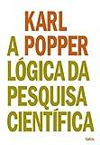 capa de A Lógica da Pesquisa Científica