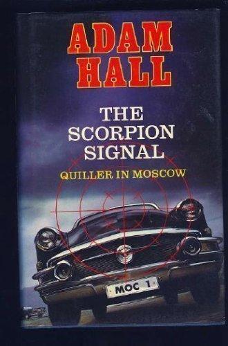 The Scorpion Signal: Amazon.es: Adam Hall, Elleston Trevor: Libros en idiomas extranjeros