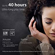 Avantree-40-hr-APTX-LOW-LATENCY-Wireless-Headphones-for-TV-Watching-Comfortable-Bluetooth-Over-Ear-Foldable-Headset-with-Mic-HiFi-Music-for-PC-Computer-Phone-with-NFC-Wired-mode-Audition-Pro