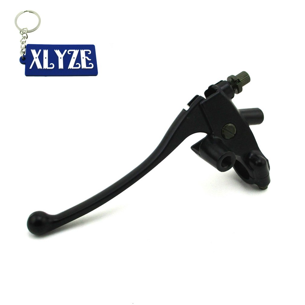 XLYZE 7/8'' Handle Clutch Perch Lever For Yamaha Motor XJ700 XJ750 XS750 Maxim Virago Vstar Honda VTX GoldWing Motor CX500 CB750 FT500 GL500 CB650 CB650SC CB750 70s 80s Motorcycle