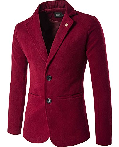men british style blazer - 1