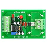 Electronics-Salon Panel Mount +/-30Amp AC/DC Current Sensor Module Board, based on ACS712
