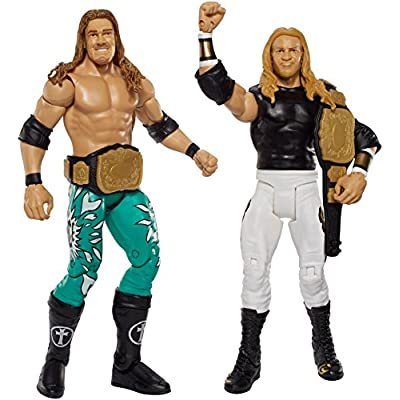 WWE Edge and Christian Figure (2 Pack): Toys & Games