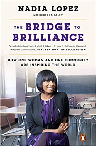 Amazon Fr The Bridge To Brilliance How One Woman And One