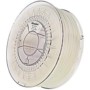 Minadax® 1kg Premium Qualitaet 1, 75mm ABS-Filament apfelgruen fuer 3D-Drucker hergestellt in Europa Impulsfoto