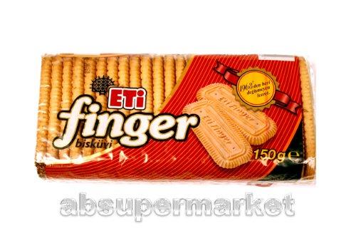 Eti Finger Biscuit 150gr