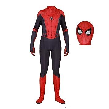 TOYSSKYR Juego de película Cosplay Traje de Spiderman Adulto ...