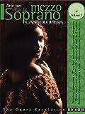 Cantolopera: Arias for Mezzo-Soprano Volume 3, , 0634079069