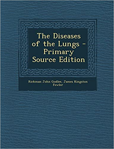 Book The Diseases of the Lungs - Primary Source Edition