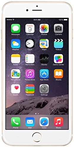 Apple iPhone 6 Plus 16GB (Gold), Verizon Wireless (Iphone 6 16gb Verizon Gold)