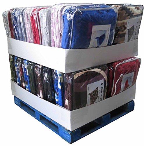 VMI Housewares Queen Blanket Pallet