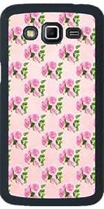 Funda para Samsung Galaxy Grand 2 (SM-G7105) - Rosas De La Vendimia En Color De Rosa by UtArt