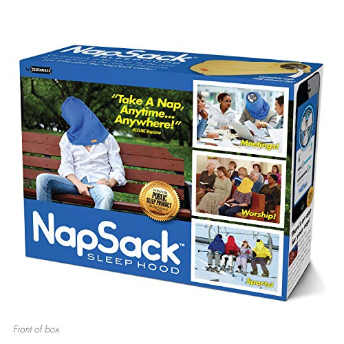 """Prank Pack """"Nap Sack"""" - Wrap Your Real Gift in a Prank Funny Gag Joke Present Box - by Prank-O - The Original Prank Gift Box 