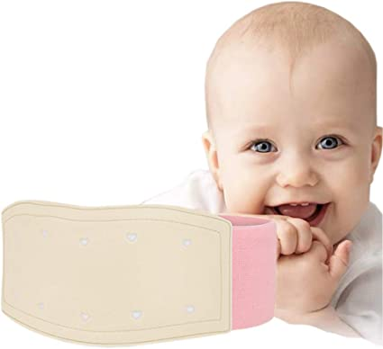 Baby Soft Umbilical Cord Care Breathable Kids Navel Belt Elasticity Belly Band