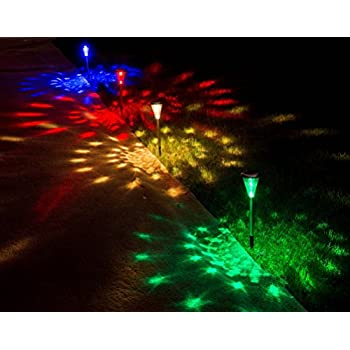 solar christmas decorations lights outdoor decorative pathwhay light ornaments 12 days of deals of the day