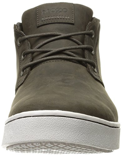 outlet best store to get MOZO Men's Finn Chukka Slip Resistant Leather Boot Gray free shipping 2014 outlet visa payment BHy87ZT