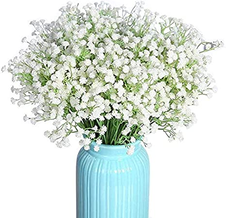 Thin Plastic Flowers Plants