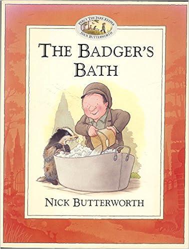 The Badger's Bath: Amazon.co.uk: Butterworth Nick: 9780007627356 ...