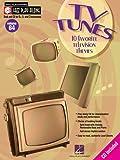 Jazz Play-Along Vol.064 Tv Tunes + Cd