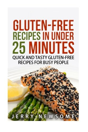 Gluten Free Recipes Under Minutes Gluten free product image
