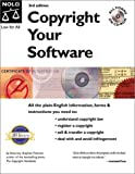 Copyright Your Software, Stephen Fishman, 0873377192