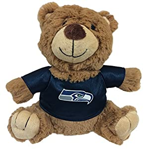 Amazon.com : Pets First Seattle Seahawks Teddy Bear : Pet Supplies