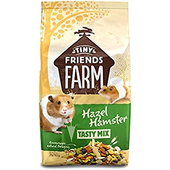 Tiny Friends Farm Hazel Hamster Tasty Mix (2 Pounds)
