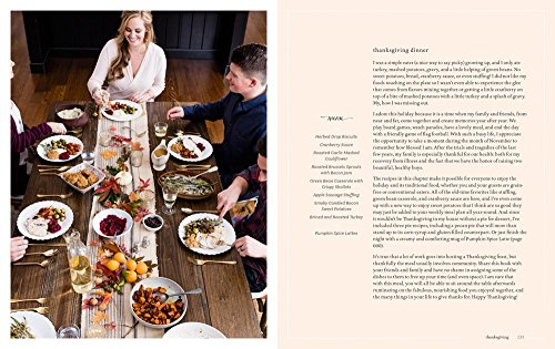 Danielle Walker's Against All Grain Celebrations: A Year of Gluten-Free, Dairy-Free, and Paleo Recipes for Special Guests and Holidays