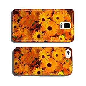Collected calendula flowers. cell phone cover case iPhone6 Plus
