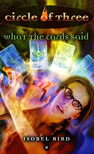 Download What the Cards Said (Circle of Three, Book 4) pdf