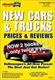New Cars and Trucks, Winter 2001, Edmunds.Com, 087759676X