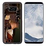 Liili Premium Samsung Galaxy S8 Plus Aluminum Backplate Bumper...