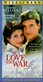 DVD : In Love and War [VHS]